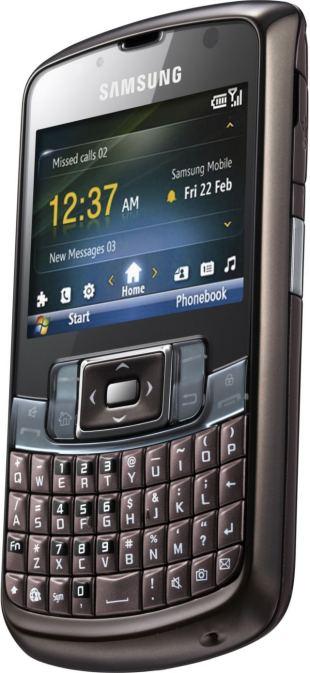 foto del cellulare Samsung Omnia Pro B7330