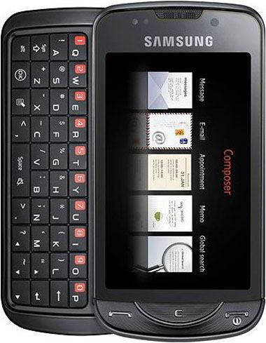 foto del cellulare Samsung B7610 Omnia Pro