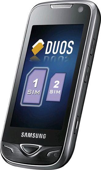 foto scheda Samsung Star Duos