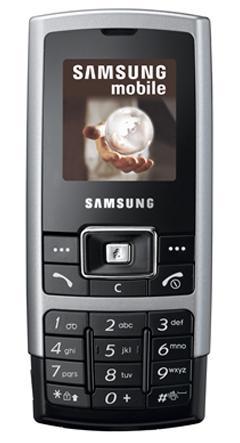 foto del cellulare Samsung C130
