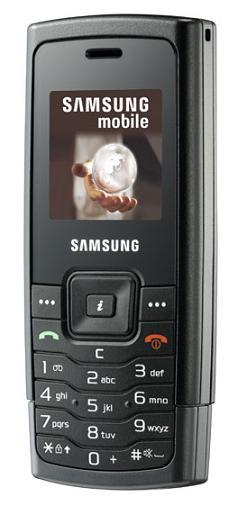 foto del cellulare Samsung C160