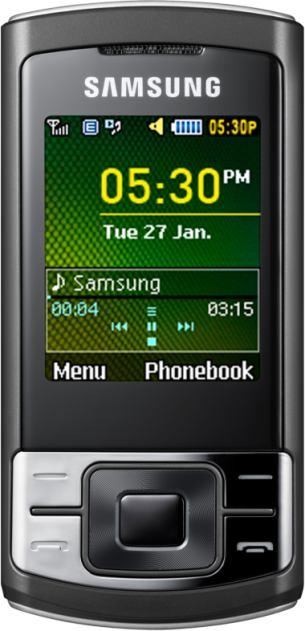 foto del cellulare Samsung C3050