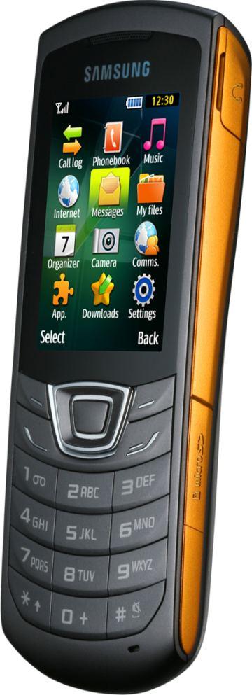 foto del cellulare Samsung C3200 Monte Bar