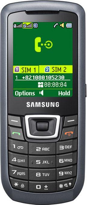 foto del cellulare Samsung C3212