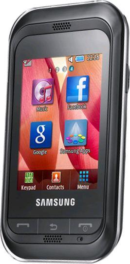foto del cellulare Samsung C3300
