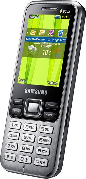 foto del cellulare Samsung C3322 Duos