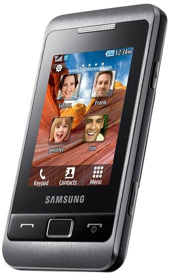 foto del cellulare Samsung C3330 Champ 2