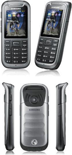 foto del cellulare Samsung C3350