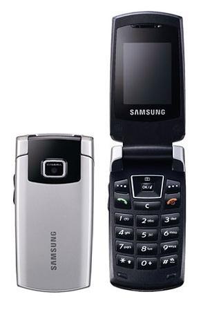 foto del cellulare Samsung C400