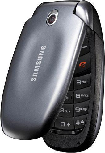 foto del cellulare Samsung C500