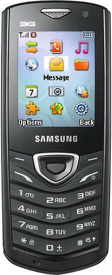foto del cellulare Samsung Squash
