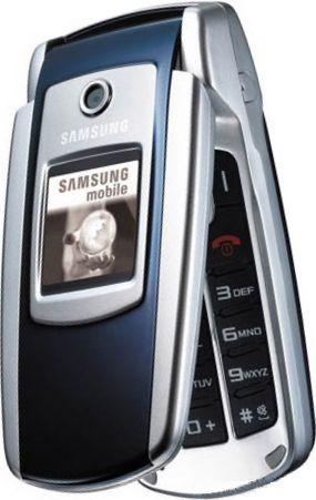 foto del cellulare Samsung C510