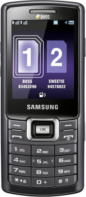 foto del cellulare Samsung C5212