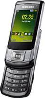 foto del cellulare Samsung C5510
