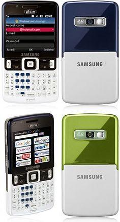 foto del cellulare Samsung C6620