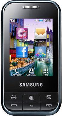 foto del cellulare Samsung Chat 350