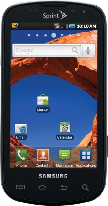 foto del cellulare Samsung Epic 4G