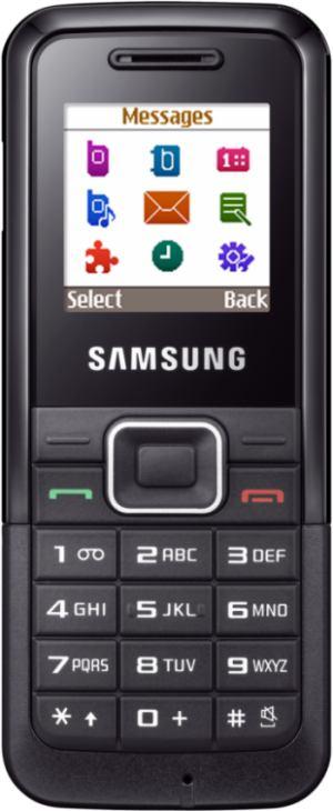 foto del cellulare Samsung E1070