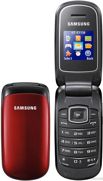 foto del cellulare Samsung E1150