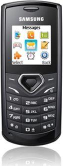 foto del cellulare Samsung E1170