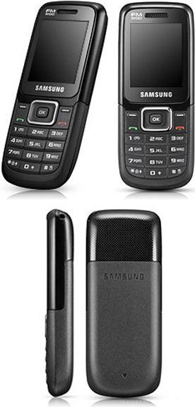 foto del cellulare Samsung E1210