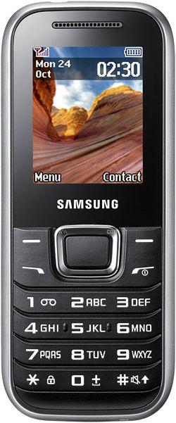 foto del cellulare Samsung E1230