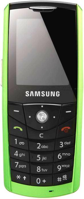 foto del cellulare Samsung E200 Eco