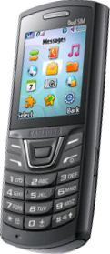 foto del cellulare Samsung E2152