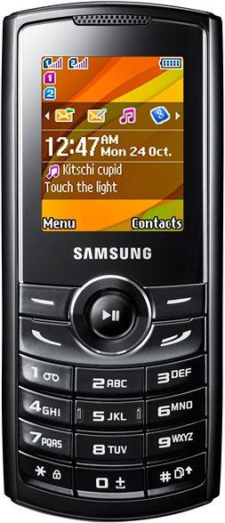 foto del cellulare Samsung E2232