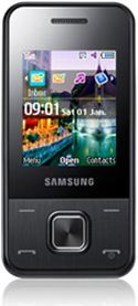 foto del cellulare Samsung E2330