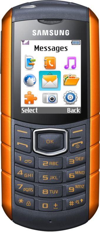 foto del cellulare Samsung E2370