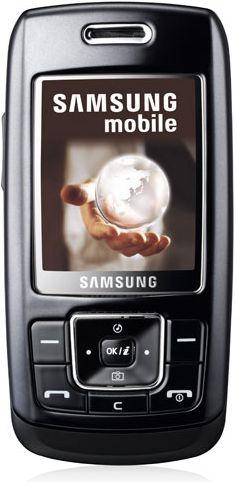 foto del cellulare Samsung E251