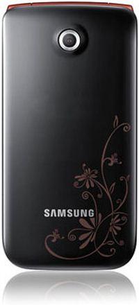 foto del cellulare Samsung E2530