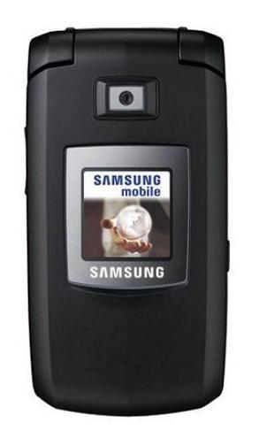 foto del cellulare Samsung E480