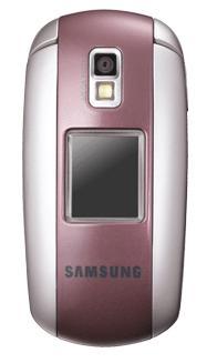 foto del cellulare Samsung E530
