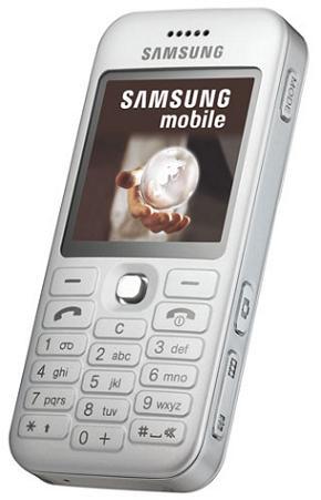 foto del cellulare Samsung E590
