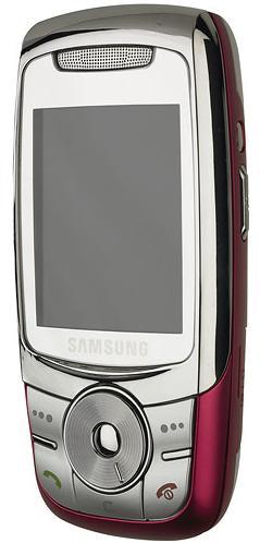foto del cellulare Samsung E740