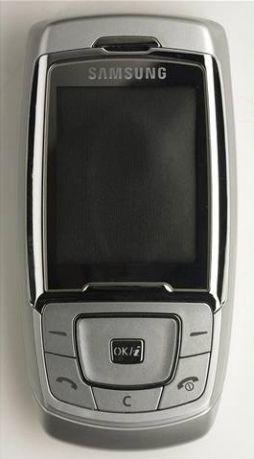 foto del cellulare Samsung E830