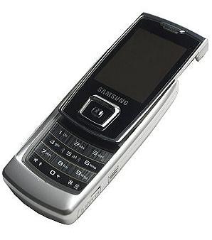 foto del cellulare Samsung E840