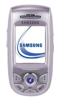 foto del cellulare Samsung E850