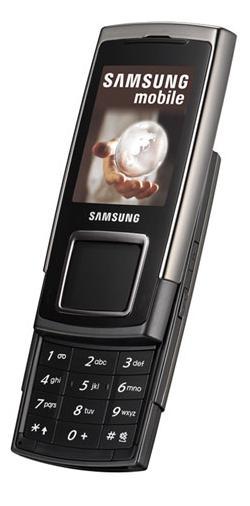 foto del cellulare Samsung E950