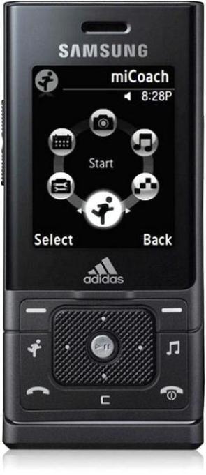 foto del cellulare Samsung F110