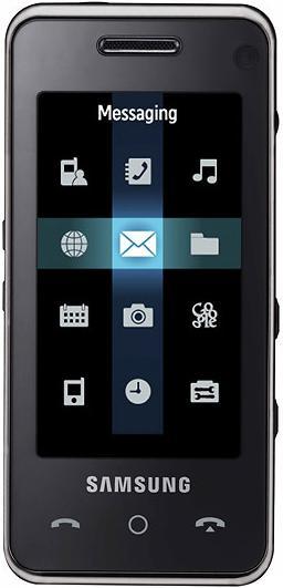 foto del cellulare Samsung F490