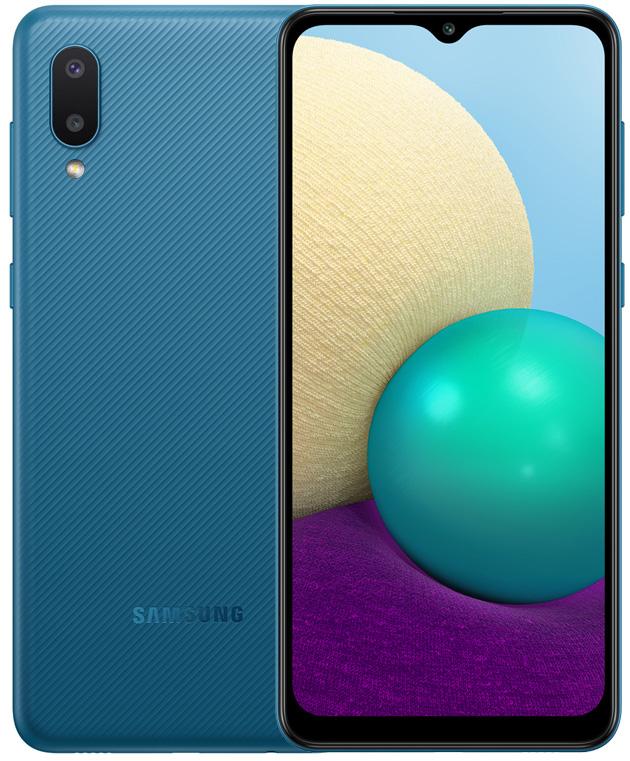 Photo Samsung Galaxy A02