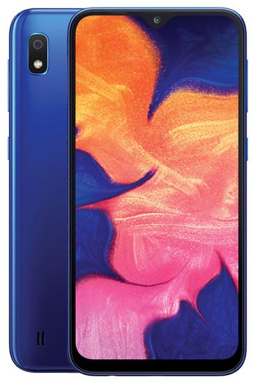 foto del cellulare Samsung Galaxy A10