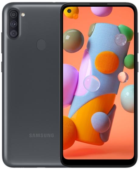 foto del cellulare Samsung Galaxy A11