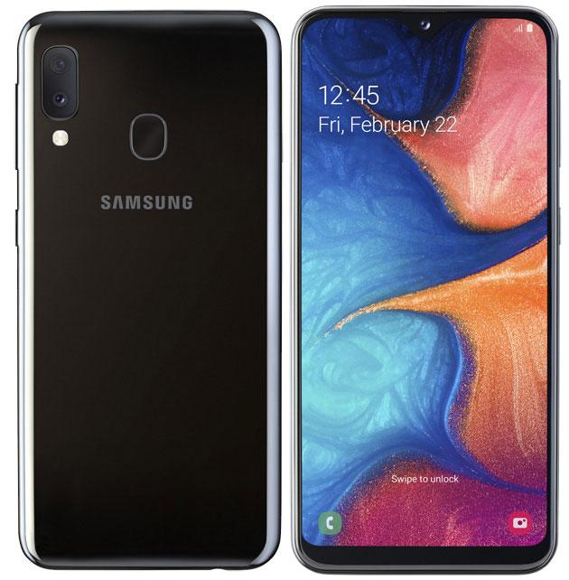 foto del cellulare Samsung Galaxy A20e