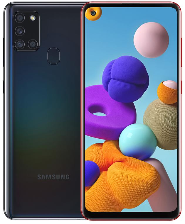 foto del cellulare Samsung Galaxy A21s