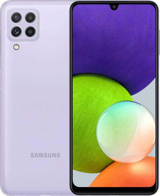 foto del cellulare Samsung Galaxy A22