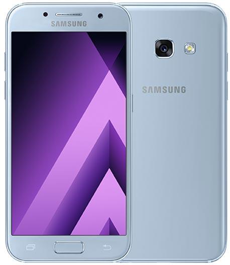 foto del cellulare Samsung Galaxy A3 (2017)